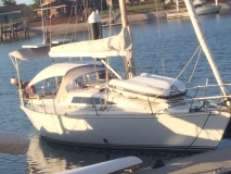 dock white