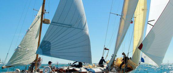Dorade from the USA enroute to Keppel Bay Marina
